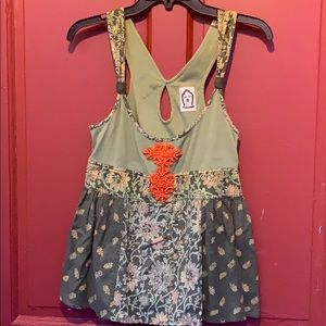Free People size M top
